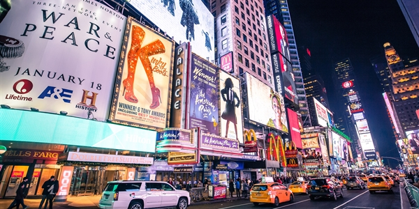 As Tourist-Friendly Musicals Take Over, Broadway No Longer Belongs to Playwrights