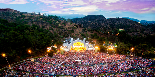 Hooray for the Hollywood Bowl