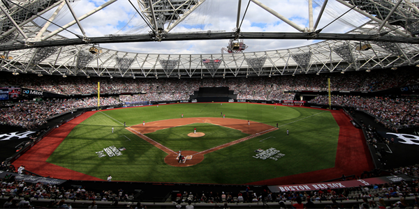 Major League Baseball Hits a Home Run With Its First-Ever European Games