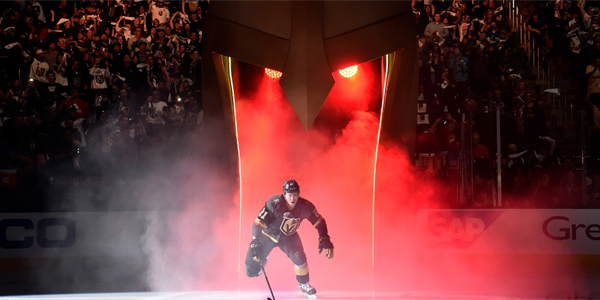 The Golden Knights Bring the Spectacle (and the Heart) in Winning Fans Near and Far