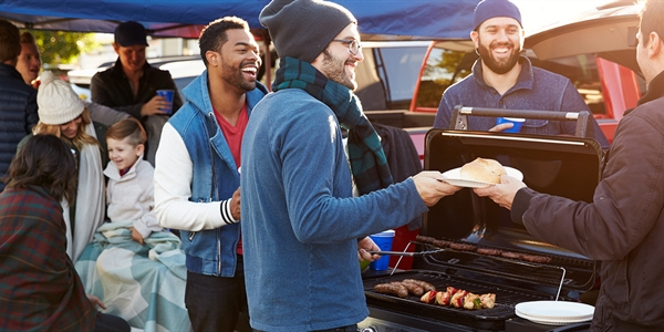 College Tailgating: Smells Like Team Spirit