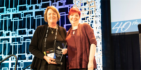 Linda Deckard: One Year After Receiving the Inaugural INTIX IMPACT Award