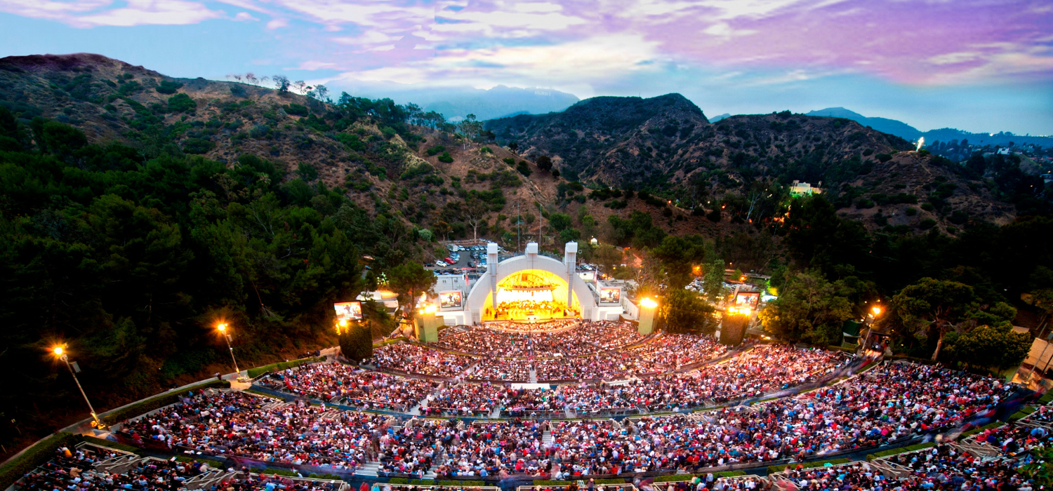 The Hollywood Bowl >> Hooray For The Hollywood Bowl Access